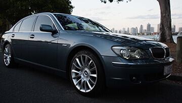 Corporate Limousines BMW 750 Li Grey 19