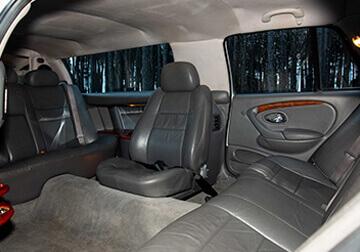 8 Seater Limousine Hire Stretch gold coast