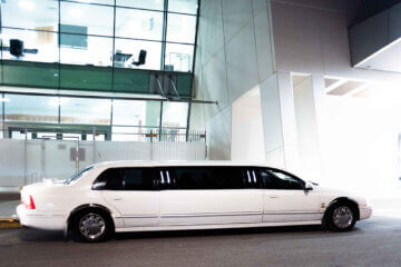 Ford LTD 8 Seater limousine Side View