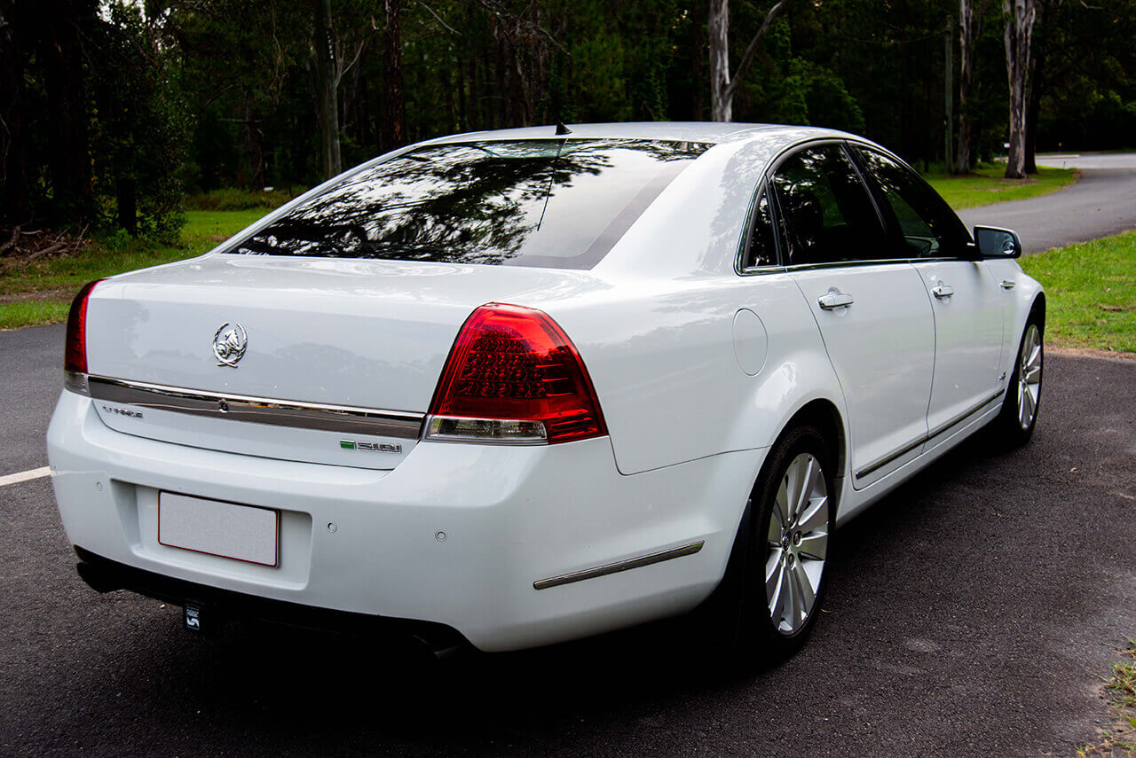 Holden Caprice rear image