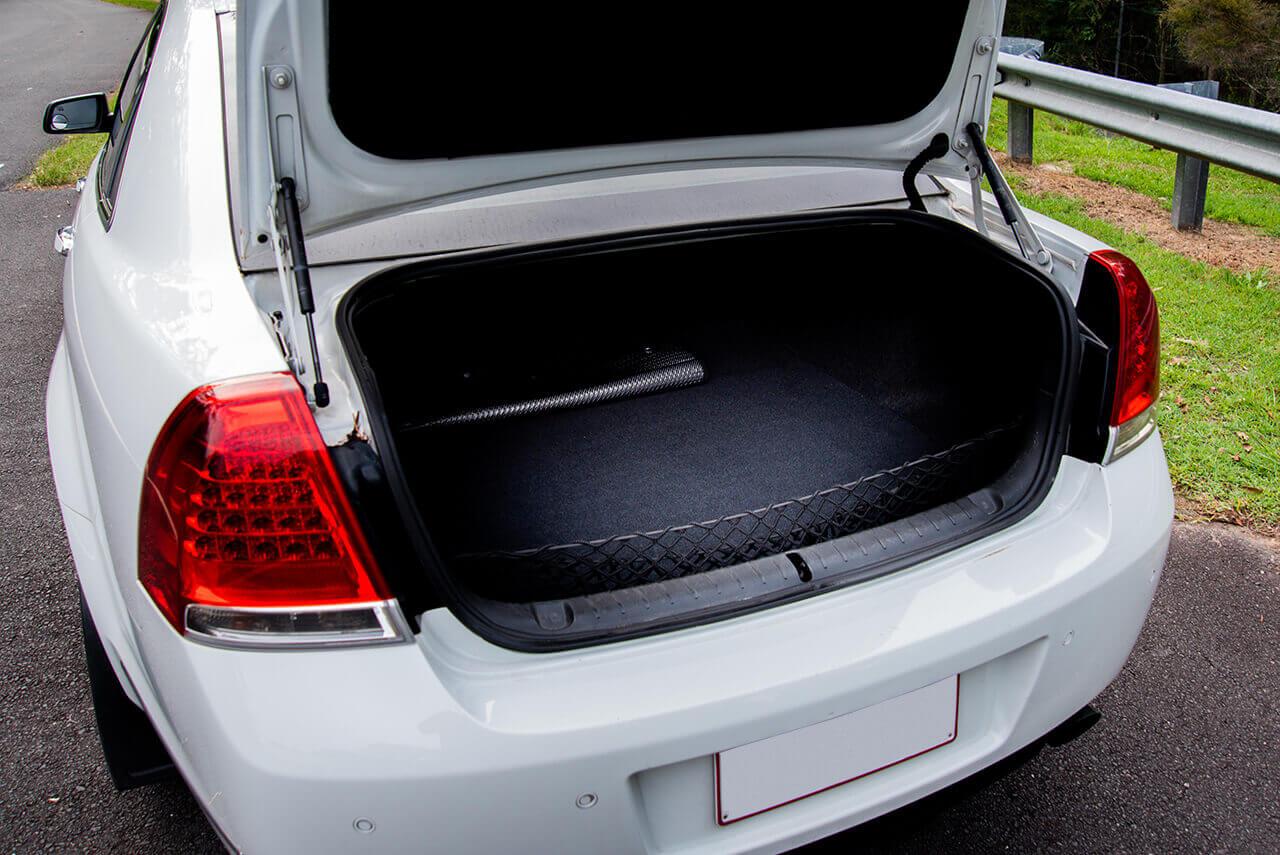 Holden Caprice Boot