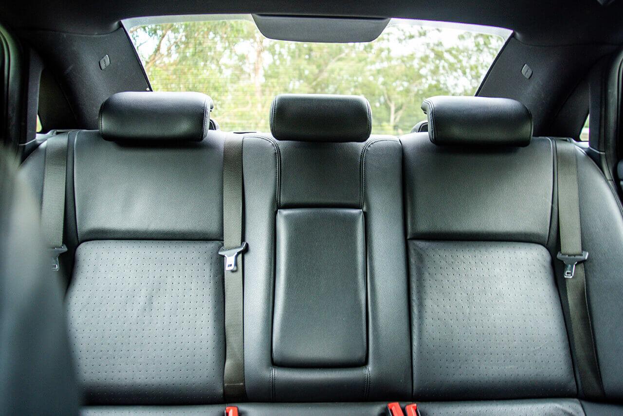 Holden Caprice interior View