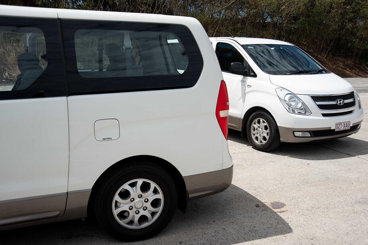 Hyundai 8 Seater People Mover