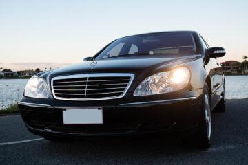 limousine fleet includes Mercedes S500 Long Wheel Base
