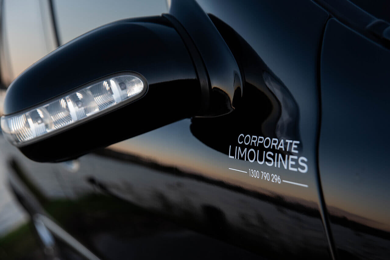 Mercedes S500 Wing Mirror
