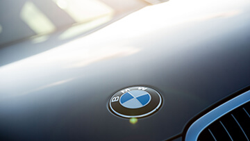 BMW car hire by Corporate Limousines