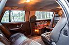 stretch leather interior